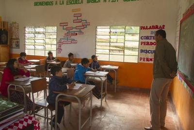Escuelas de pueblos originarios siguieron con clases presenciales durante la pandemia