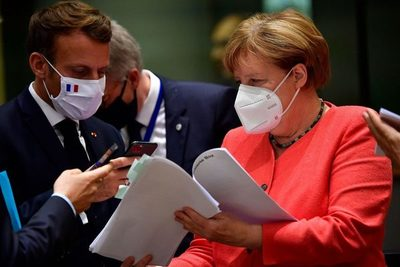 Líderes de UE logran acuerdo histórico para paquete de estímulo
