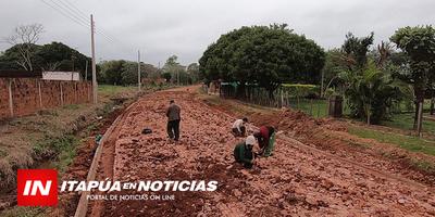 PLANTEAN A MUNICIPIOS EMPEDRAR CALLES PARA GENERAR MANO DE OBRA Y REACTIVAR LA ECONOMÍA