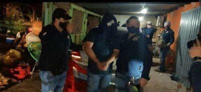 """Capturan a """"campana"""" de asesinato de jefe de seguridad"""