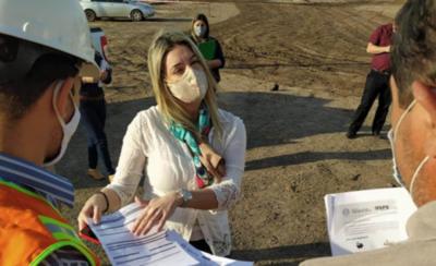 HOY / Ministerio de Trabajo elabora planilla con interesados en trabajar en puente Héroes del Chaco