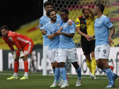 El City recupera la sonrisa con una goleada