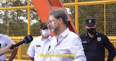 """Váyanse a la m......"": palabras no tan diplomáticas atribuidas a cónsul argentino en Paraguay"
