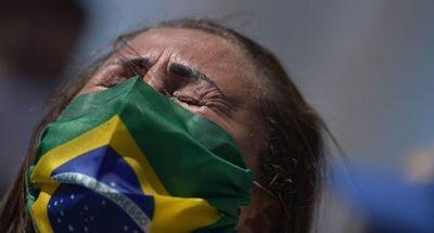 Brasil registra 41.008 nuevos casos de coronavirus y 1.367 muertes