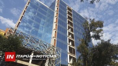 FISCAL GENERAL CONVERSÓ SOBRE EL ABANDONO DEL EDIFICIO DE LA FISCALÍA EN ENCARNACIÓN