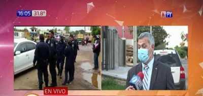 Asunción en zozobra por inseguridad
