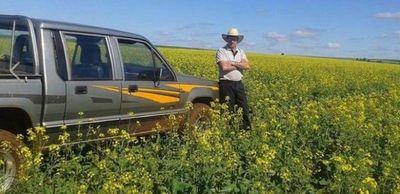 Sigue intensa búsqueda de productor secuestrado en Caazapá