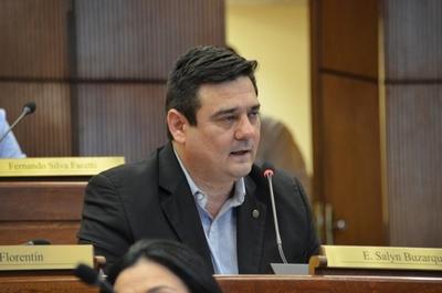 Buzarquis insiste en usar fondos de emergencia para cancelar facturas de la ANDE y Essap