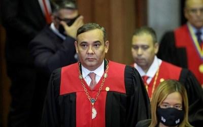 Recompensa de US$ 5 millones por presidente de Tribunal Supremo de Venezuela