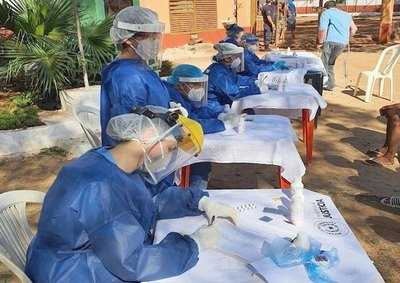 En pandemia, 11 esteños ya se fueron por el virus