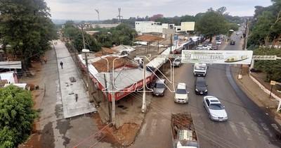 Seis meses durará reacondicionamiento de calles alternativas en Tres Bocas