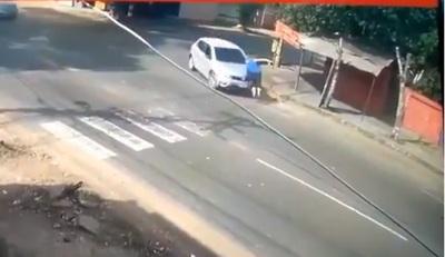 Otra vez en la esquina de los accidentes