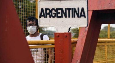 Argentina reporta nuevo récord diario de contagios y muertes por coronavirus