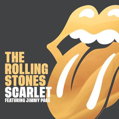 """Los Rolling Stones lanzan """"Scarlet"""", canción inédita con Jimmy Page y Rick Grech"""