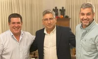 Cartes y Marito se reunieron con gobernadores para trabajar por la unidad colorada – Prensa 5