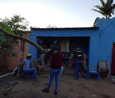 Detienen a un hombre tras un allanamiento en Concepción