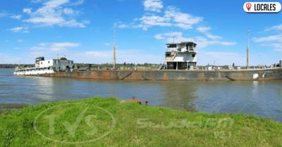 Emplazan al MADES para evacuar buque varado en Campichuelo