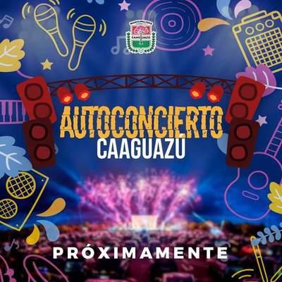 ANUNCIAN AUTOCONCIERTO EN CAAGUAZÚ
