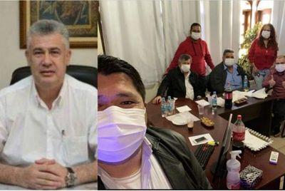 AUDIO: Concejales reconocen que no existen hechos punibles en la municipalidad de Pedro Juan Caballero