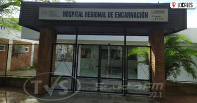 Acondicionan sector para realizar hisopados en el Hospital Regional de Encarnación