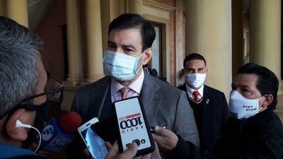 """Reunión entre Mario Abdo y Horacio Cartes es """"sumamente saludable"""", dice senador"""