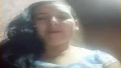 Joven madre fue desalojada y pide ayuda