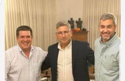 Cartes y pospondrán elecciones de la ANR hasta 2022