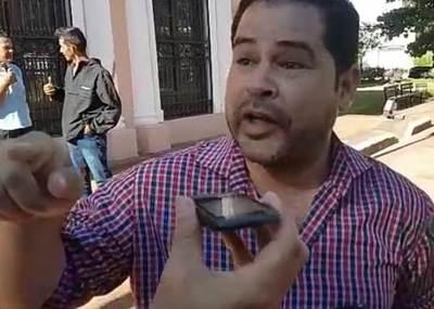 Intendente de Concepción asume una «desprolijidad» de su administración