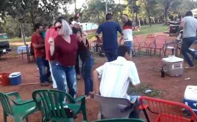 Arroyito: investigan bailongo en cuarentena