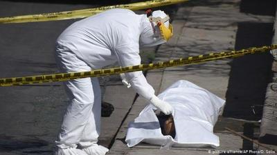 Bolivia: Recogen cientos de cadáveres de las calles