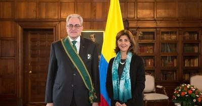 Senadores analizan designación de Ricardo Scavone como embajador en España