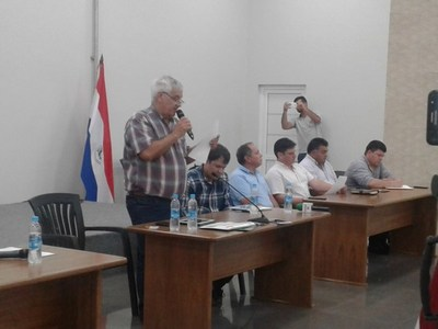 Productores satisfechos con mensuras de Indert