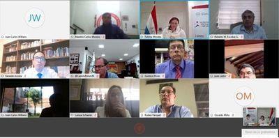 Mesa de trabajo entre SND, Comité y Taekwondo WT
