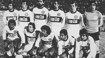 Hace 41 años, Olimpia quedaba a un paso de su primera Libertadores