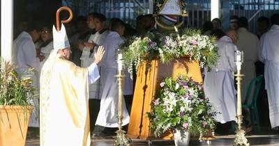 COVID-19 en la Basílica de Caacupé: monseñor Valenzuela y sacerdotes van a cuarentena