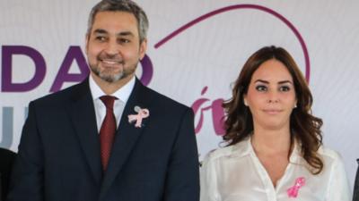 Primera dama abrió empresas offshore en Estados Unidos y Panamá