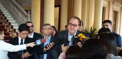 Pacto Cartes-Abdo: No aceptarán imposición de candidaturas, dice gobernador