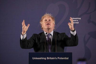 El Reino Unido global de Johnson choca con la realidad global