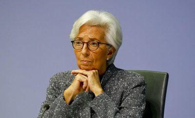 """Lagarde: Distribución de estímulo UE """"podría haber sido mejor"""""""