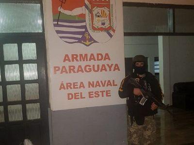 Nueva balacera entre supuestos contrabandistas y marinos en el Este del país