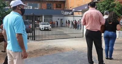 Detectan 2 nuevos casos de covid en Mercado de Abasto