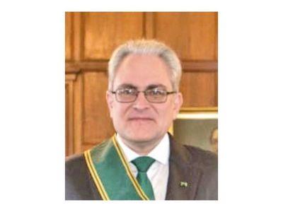 Scavone, sin objeción para ser nuevo embajador ante España