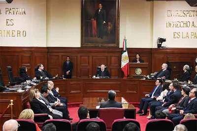 Corte de México analiza despenalizar el aborto