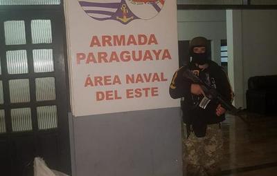 Nuevo tiroteo entre marinos y presuntos contrabandistas en CDE
