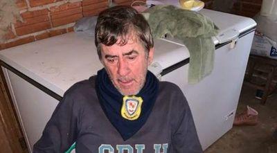 Aparece con vida el productor brasileño secuestrado