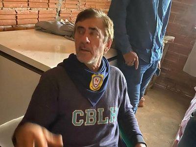 Aparece ganadero brasileño secuestrado el 13 de junio