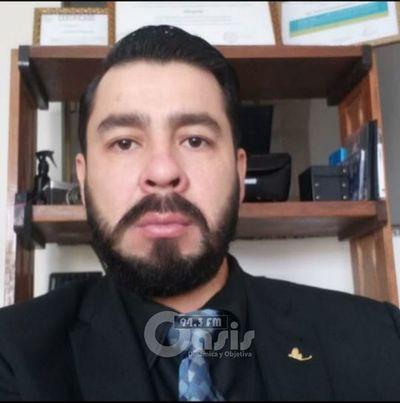 Abogado es detenido por violencia familiar en PJC