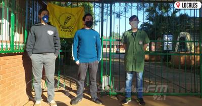 Estudiantes exigen exoneración de aranceles en universidades públicas