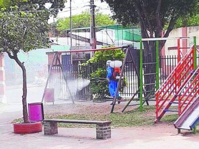 Nena de 5 años se infectó de coronavirus en una plaza