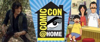 Asista a algunos de los paneles de la Comic-con 2020